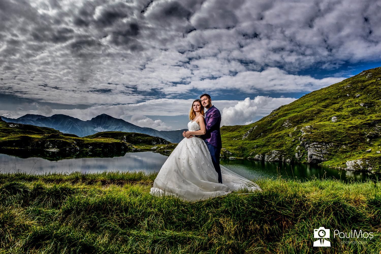 Şedinţă foto pe Transfăgărăşan - Paul Moş - Fotograf nuntă