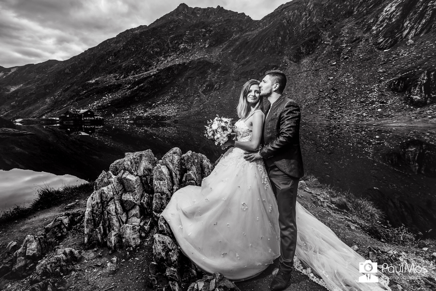 Fotograf nunta Paul Mos - Trash the dress - Transfagarasan