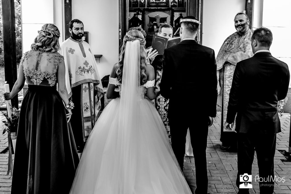 Fotografii nunta Arad - Paul Mos - Fotograf - Domeniul Lupaș
