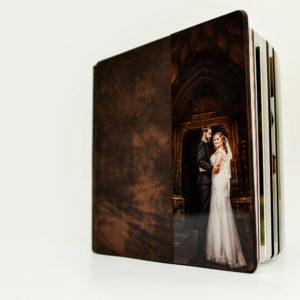 Album foto nunta, album coperta piele naturala, paul mos fotograf, albume foto timisoara