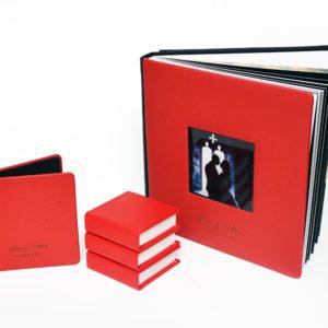 set albume foto buzunar, albume foto mici, albume de nunta, album foto rodu, album piele,