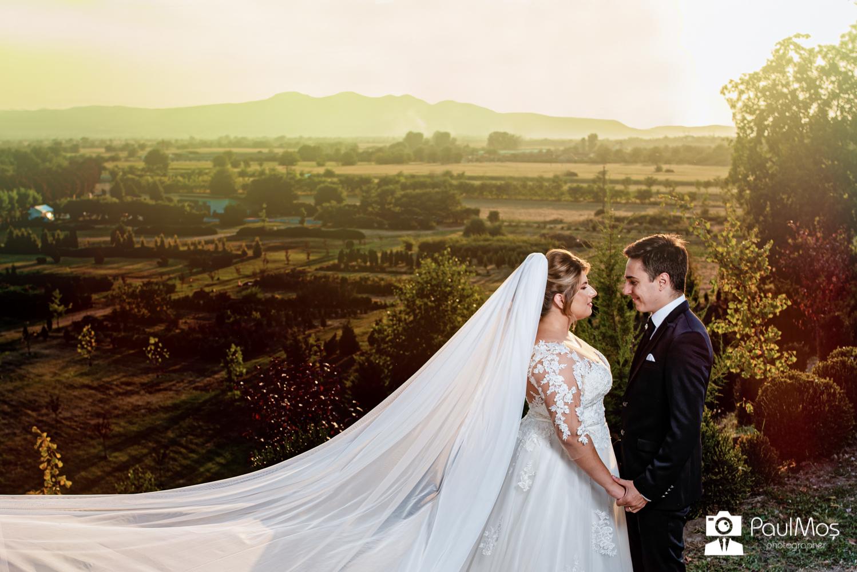 Trash the dress, apus de soare, I Giardini di Zoe, Paul Mos Fotograf nunta, Fotograf roman,
